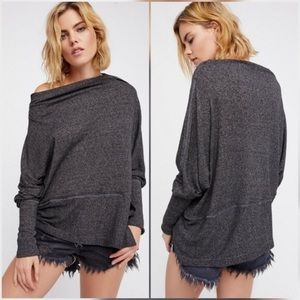 We The Free Londontown Thermal Top Grey Small